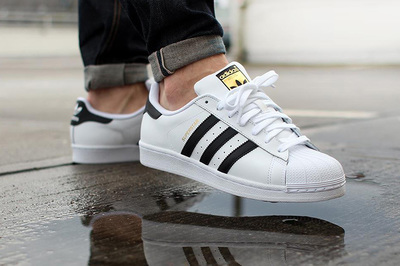 Primeknit Will Now Be on the adidas Superstar 80s